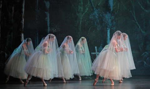 жизель фото балет