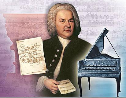 И.С. Бах «ХТК» (Хорошо темперированный клавир)