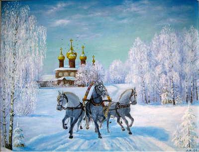 Г. Свиридов «Метель»