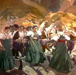 М.И. Глинка «Арагонская Хота»