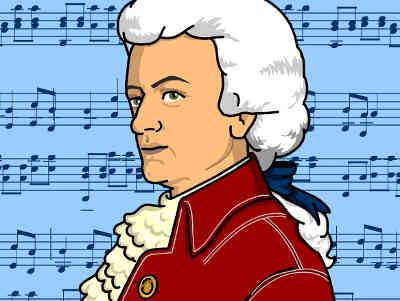 Моцарт для детей: как воспитать гения