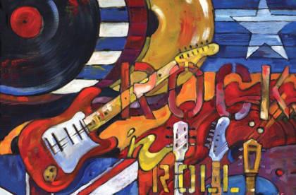 Что такое рок-н-ролл, история рок-н-ролла