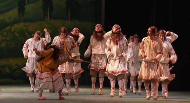 Реферат балет весна священная 2330