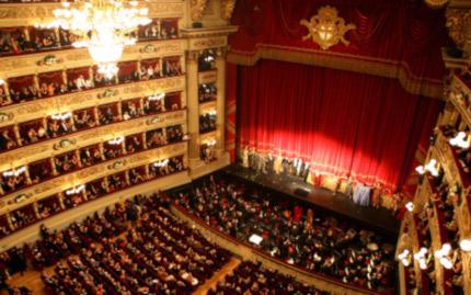 Что такое опера доклад по музыке 5252