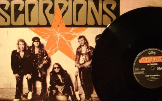 Scorpions «Wind of Change»: история песни, интересные