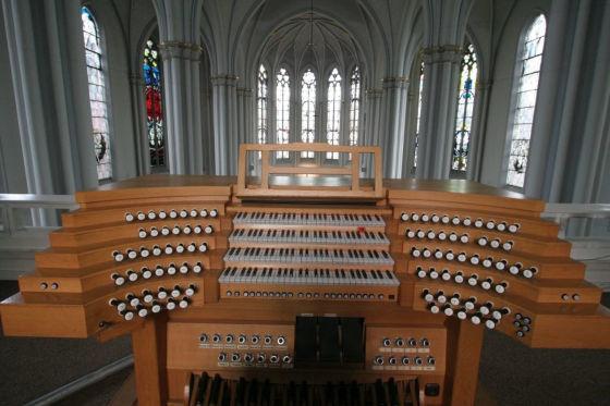 Доклад про музыкальный инструмент орган 3562